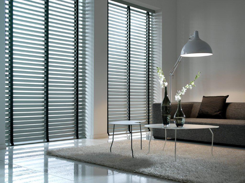 Decoratie raamdecoratie sunway : Jaloezieu00ebn zijn een uitstekend alternatief voor shutters : Schmitz ...