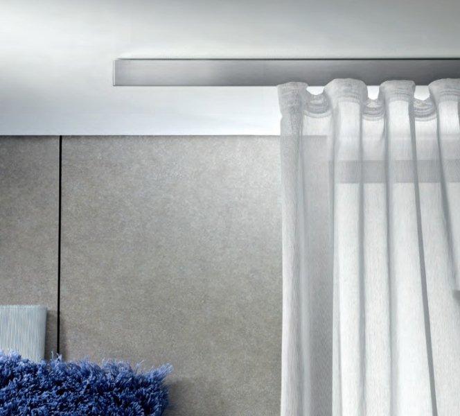 Interstil luxe roede systemen voor tijdloos design en for Ophangsysteem gordijnen