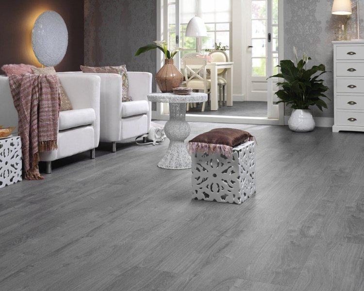 Vinyl vloer met houtlook staan verrassend mooi in iedere